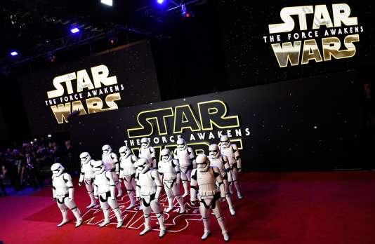 « Le Réveil de la Force» a récolté 529millions de dollars dans le monde depuis sa sortie, le 16décembre.