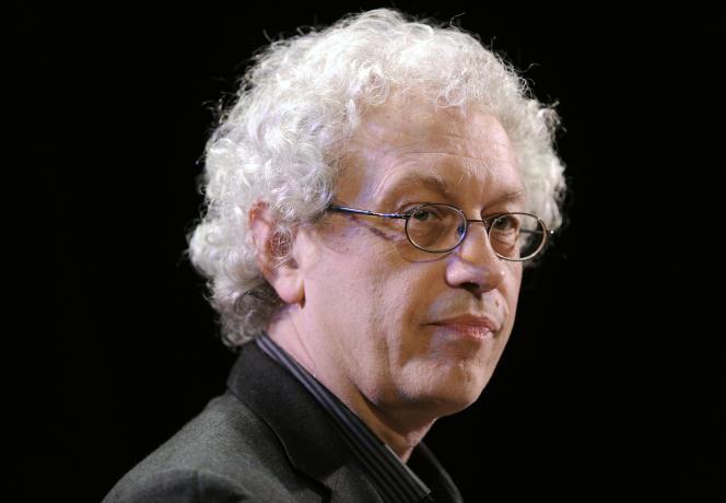 Le compositeur, musicien et président du Festival d'Aix-en-Provence, Bernard Foccroulle.