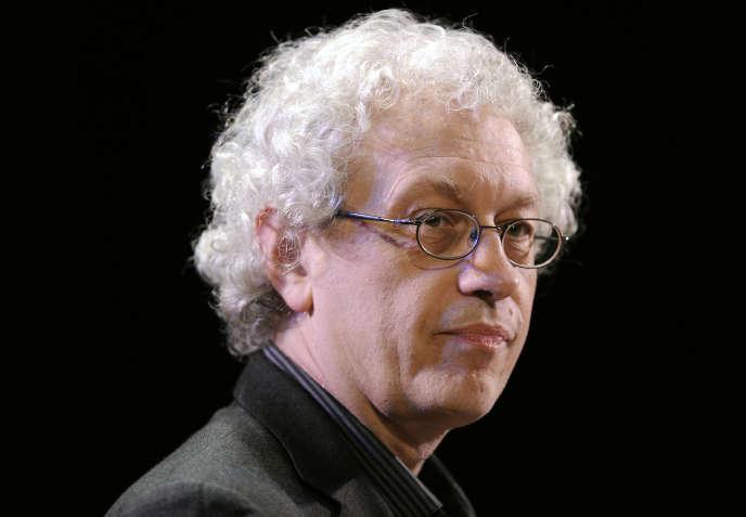 Bernard Foccroulle, directeur du Festival d'art lyrique d'Aix-en-Provence :