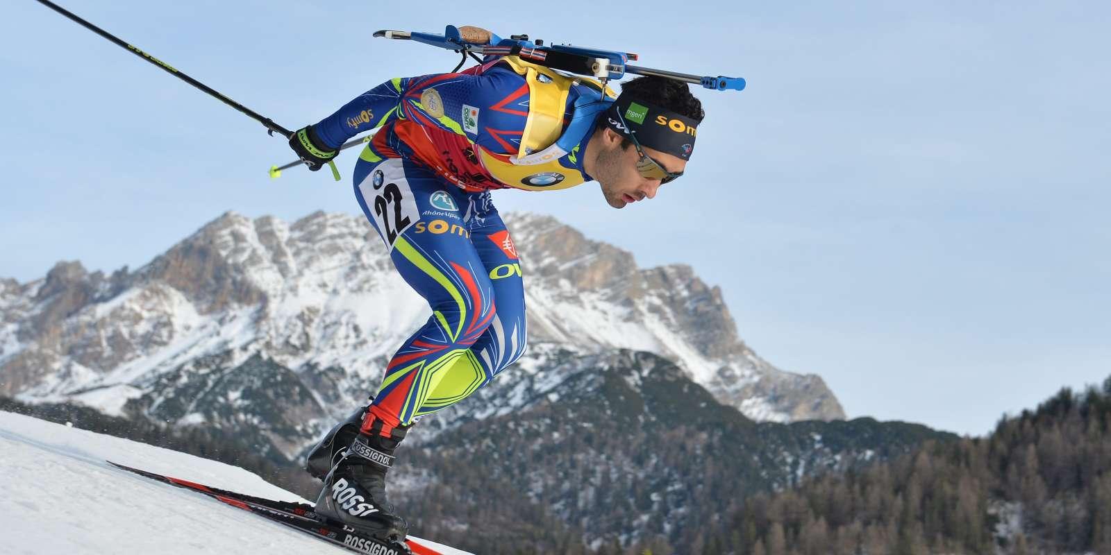 Calendrier Coupe Du Monde Biathlon 2020.Biathlon En Direct Revenu De Loin Martin Fourcade Termine