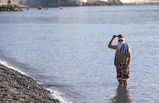 La température moyenne a été de 10,93 °C, ce qui fait du 25 décembre 2015 le deuxième Noël le plus chaud depuis le début du relevé des températures.