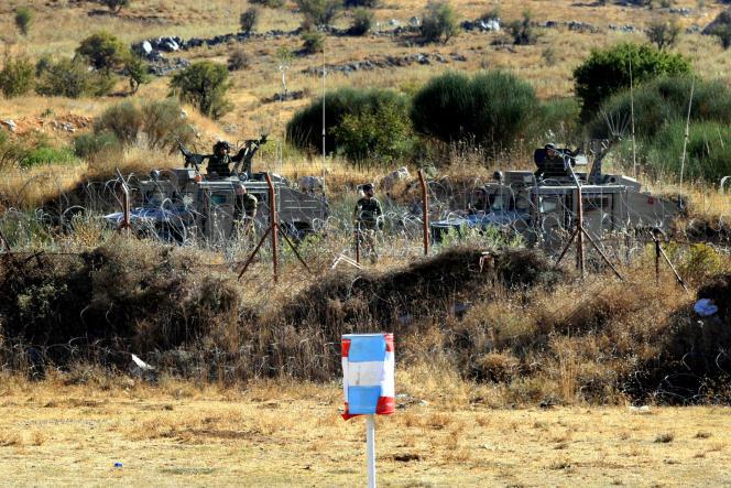 Les fermes de Chebaa, au croisement de la Syrie, du Liban et d'Israël, concentre les tensions. Ici, la