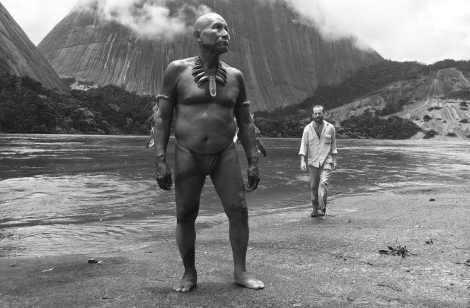 Une scène du film colombien de Ciro Guerra,