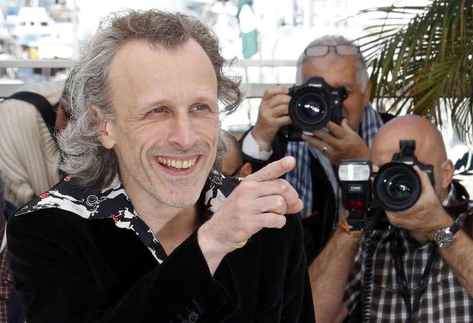 L'acteur Jan Bijvoet au 66e Festival du film de Cannes, en mai 2013.