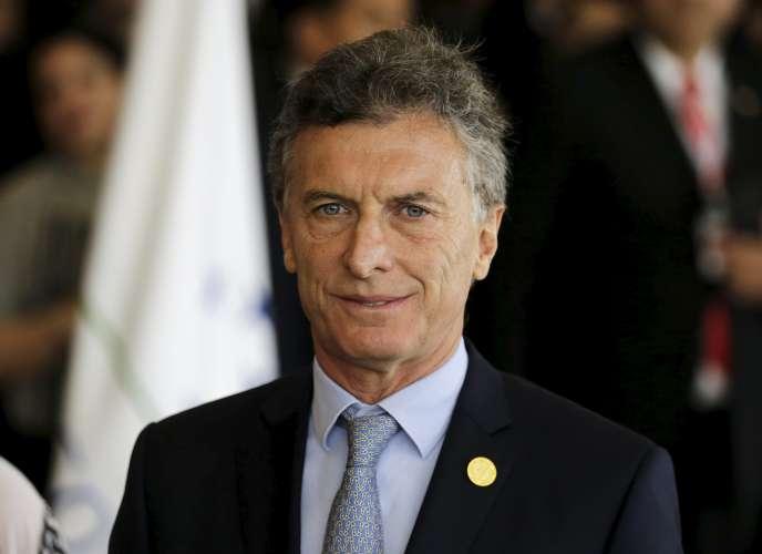 Mauricio Macri veut renforcer la confiance à l'égard du pays « pour obtenir plus d'investissements et plus de travail afin de parvenir à une pauvreté zéro », comme l'a précisé Marcos Peña, son chef de cabinet.