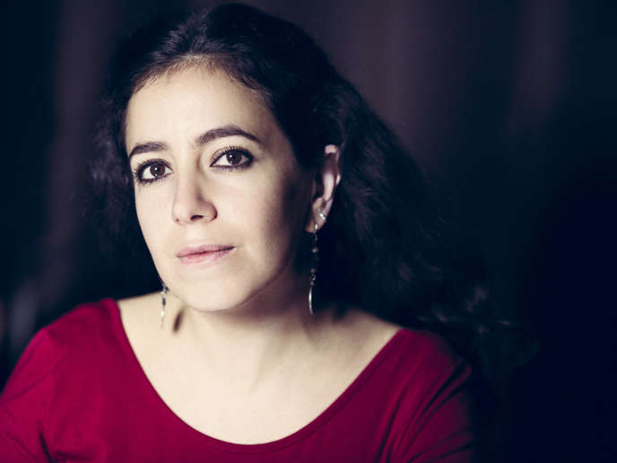 La réalisatrice tunisienne Leyla Bouzid.