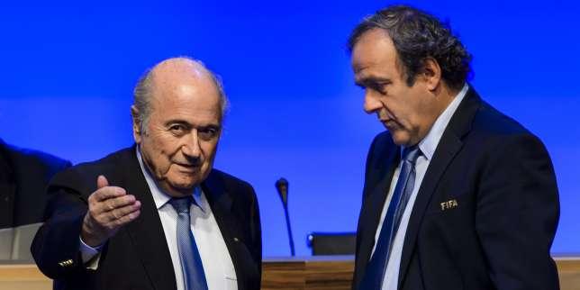FIFA: l'élection de 2011 au cœur de l'enquête pénale sur Michel Platini et Sepp Blatter