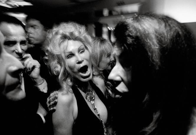 A la fin des années 1990, lafamille Wildensteinest secouée par le divorce d'Alec et de Jocelyn, adepte des coups de bistouri (ici en 2004, durant la Fashion Week de New York).