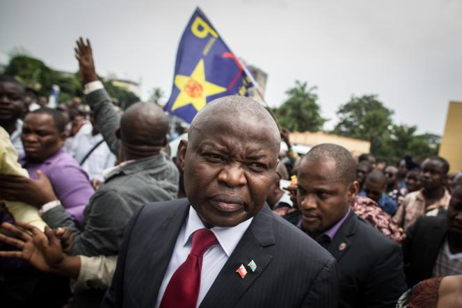 Vital Kamerhe, à Kinshasa, le 23 février 2015.