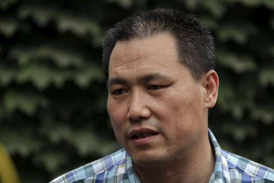 Pu Zhiqiang, avocat spécialiste des questions liées à la liberté d'expression, a notamment défendu la cause d'Ai Weiwei.