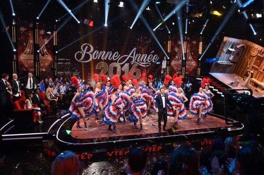 Arthur sera sur TF1 le 31 décembre pour la classique soirée du réveillon.