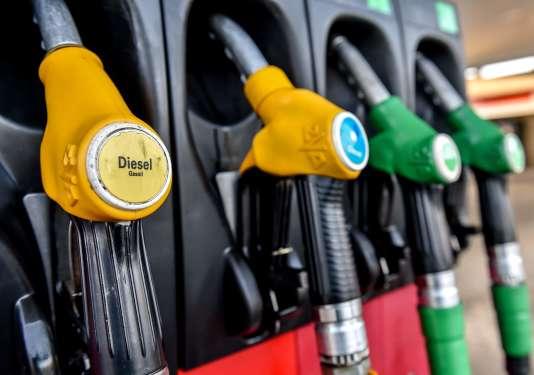 Le prix du gazole a atteint en France son plus bas niveau depuis juillet 2009.