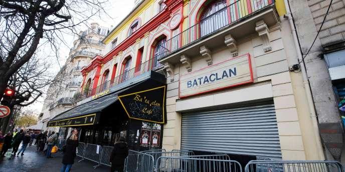 Le Bataclan, le 22 décembre.