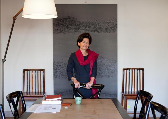 Pour Christine Cayol, l'Occident doit sortir de l'obsession des horloges.