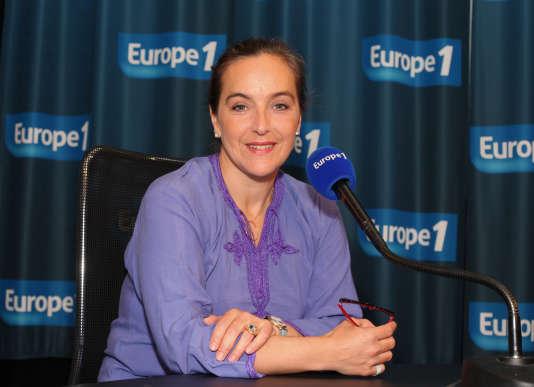 Sophie Larmoyer, au micro des «Carnets du monde» depuis 2005.