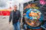 Le créateur du festival Musiques métisses, Christian Mousset, à Angoulême, le 19 mai 2015.