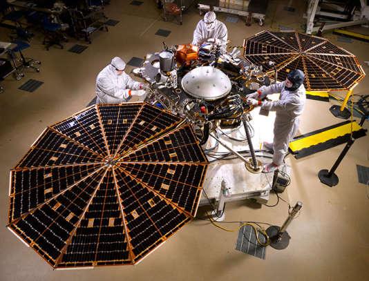 La NASA figure en tête du classement des agences fédérales américaines, elle est plébiscitée par plus de 76 % de ses employés.