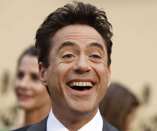 Robert Downey Jr en 2009 à Los Angeles.
