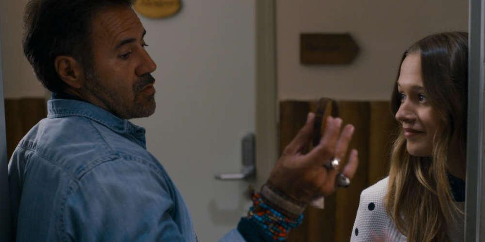 José Garcia et Manon Valentin dans le film de François Prévôt-Leygonie et Stephan Archinard,  qui n'a pas été montré aux critiques du « Monde ».