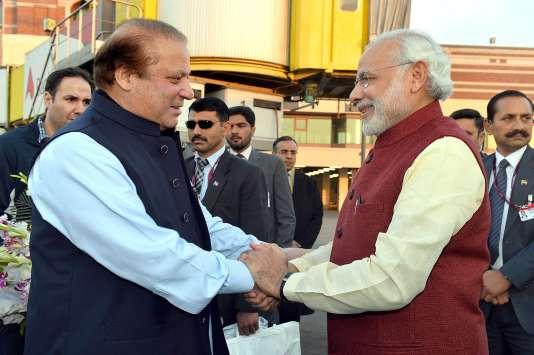 Les rapports entre l'Inde et le Pakistan étaient très tendus ces deux dernières années.