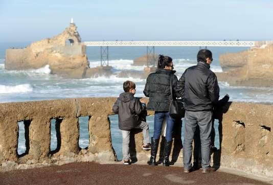 Il a fait plus de 20 °C à Biarritz le jour de Noël.