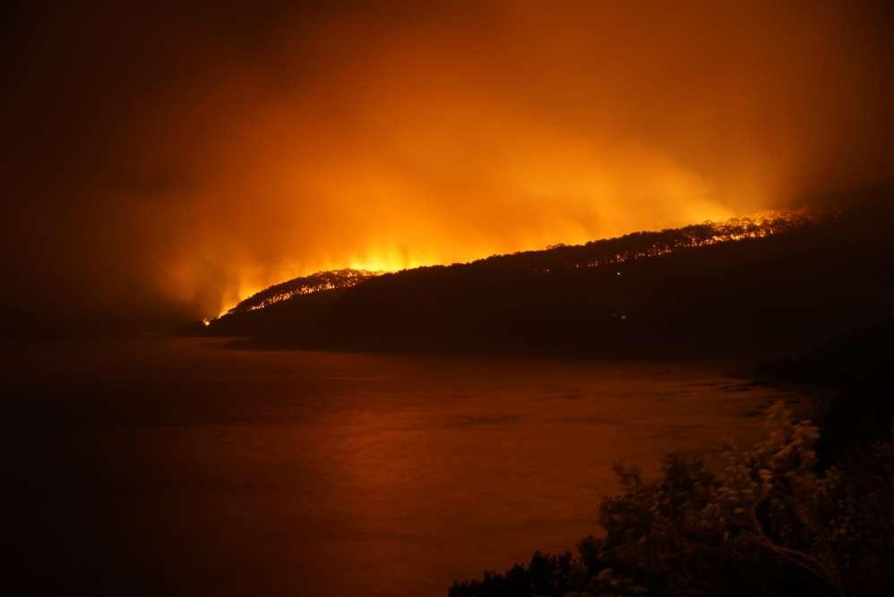 D'importants feux de forêt ont détruit plus de 100 habitations dans une partie touristique du sud de l'Australie, entre les villes de Wye River et Separation Creek. Des milliers de personnes ont été évacuées, mais il n'y a eu aucune victime.