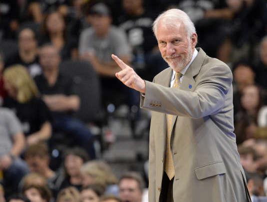 Encore une victoire pour les Spurs et Gregg Popovich.