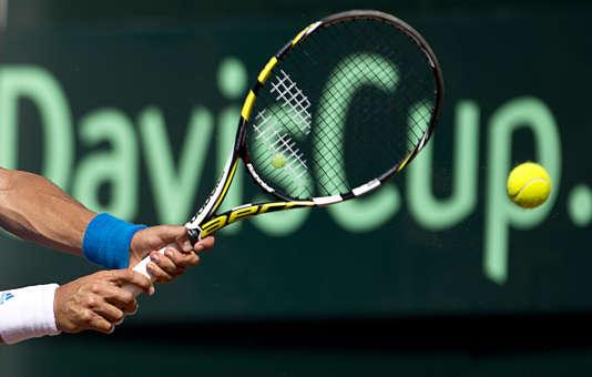 La Guadeloupe accueillera bien le premier tour de la Coupe Davis de tennis entre la France et le Canada début mars.