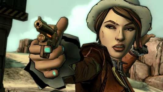 """Fiona, un des deux personnages principaux de """"Tales of the Borderlands"""", incarne un nouveau modèle d'héroïne, indépendante et éloignée des clichés masculins."""