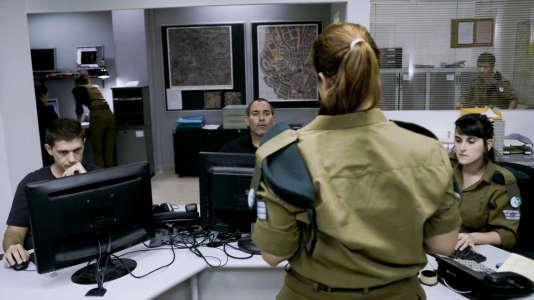 Capture d'écran de la série «False Flag» créée par Amit Cohen et Maria Feldman.