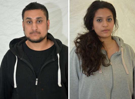Mohammed Rehman et Sana Ahmed Khan ont été condamnés à la prison à vie pour avoir préparé un attentat.