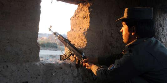 La province est le théâtre depuis des semaines de combats intenses contre les forces gouvernementales. Le gouvernement a envoyé des renforts depuis Kaboul.