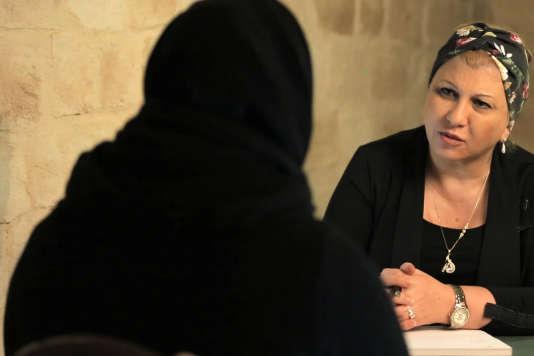 Dounia Bouzar, directrice du Centre de prévention contre les dérives sectaires liées à l'Islam.
