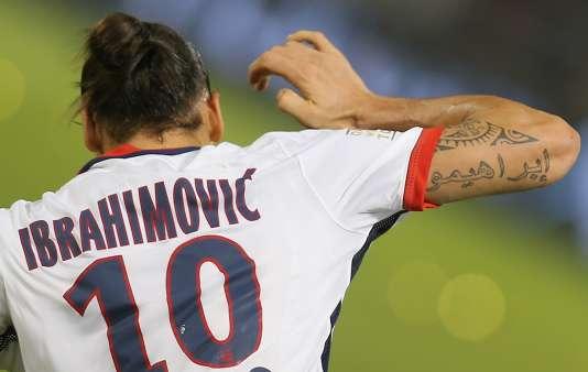Le Paris Saint-Germain de Zlatan Ibrahimovic affrontent les amateurs de Wasquehal lors des 32e de finale de la Coupe de France.