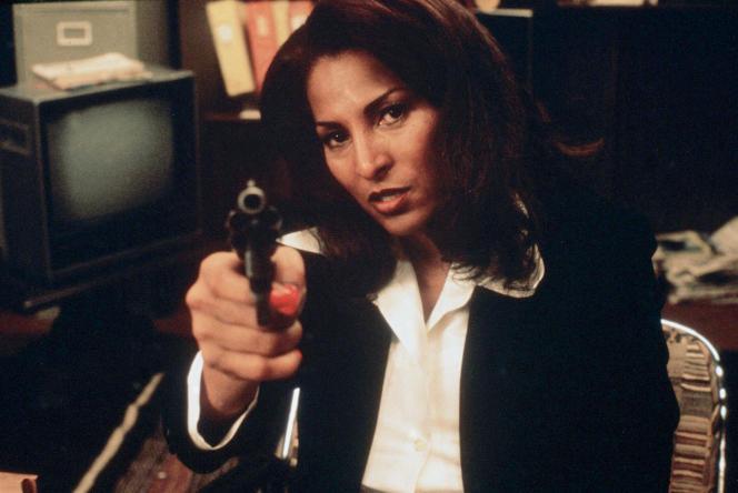 Pam Grier dans «Jackie Brown» (1998), de Quentin Tarantino.