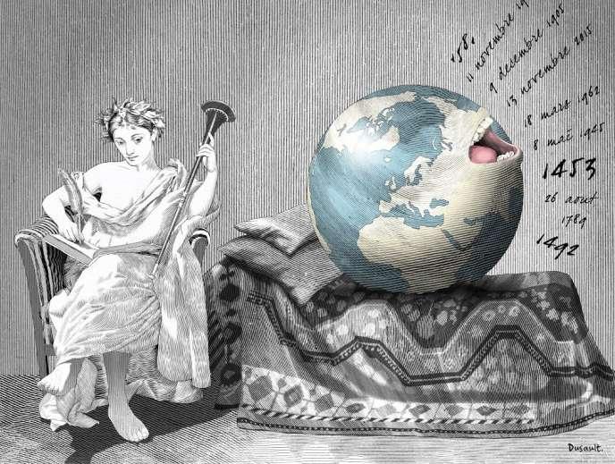 Avec Patrick Boucheron, c'est l'histoire ouverte sur la pluralité des mondes et des aires géographiques qui s'affirme.