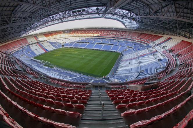 Le Stade des lumières, à Lyon, doit être inauguré le 9janvier.