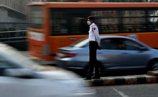 New Delhi est la ville la plus polluée du monde.