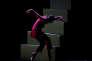 """""""She Was Black"""", de Mats Ek, par le Ballet de Dresde, donné au Théâtre des Champs-Elysées à Paris."""