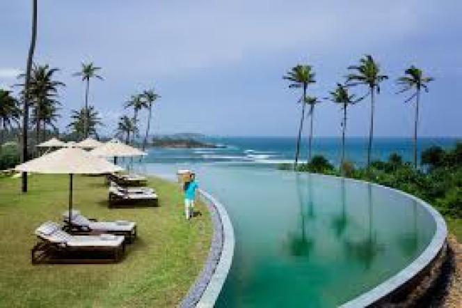 L'Hotel Cape Waligama, au Sri Lanka.