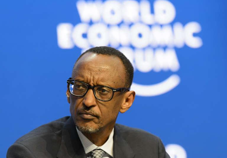 Le président rwandais Paul Kagame est chaque année l'une des stars du Forum de Davos, en Suisse. Le référendum qu'il a organisé dans son pays peut lui permettre de rester au pouvoir jusqu'en 2034.