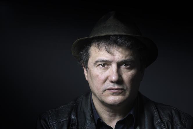 Patrick Pelloux à Paris le 14 décembre 2015.