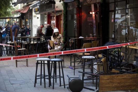 Un individu a ouvert le feu dans un bar du centre de Tel-Aviv, vendredi1erjanvier.