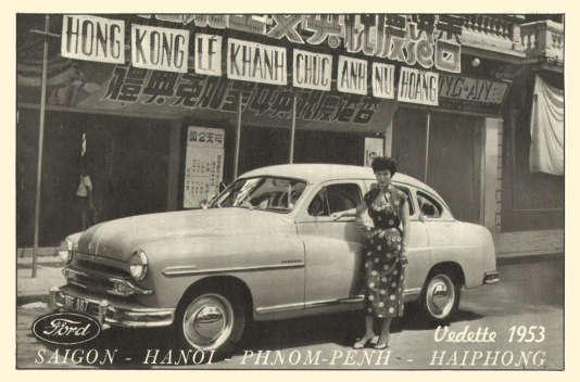 Au début des années 1950, la Ford Vedette est assimilée au luxe et à la puissance…