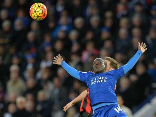 """Parmi les """"stars"""" de Leicester City, le milieu de terrain français N'Golo Kante."""