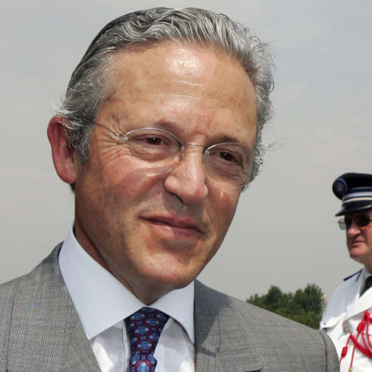 Guy Wildenstein en 2006.