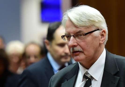 Le ministre polonais des affaires étrangères Witold Waszczykowski a convoqué l'ambassadeur d'Allemagne à Varsovie.