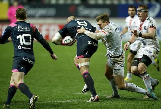 Les champions de France en titre se sont imposés 18-17 après un match à suspense.