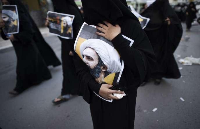 Pendant le week-end, de nombreux chiites, à Bahreïn notamment, ont manifesté pour dénoncer l'exécution du cheikh Al-Nimr par l'Arabie saoudite.
