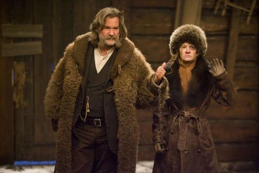 Le film « Les 8 Salopards» sort le 6janvier en France.